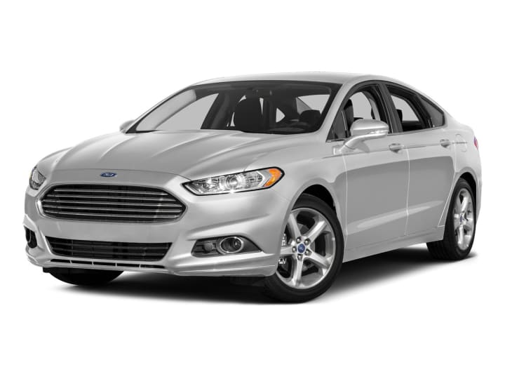 2016 Ford Fusion Road Test Consumer Reports