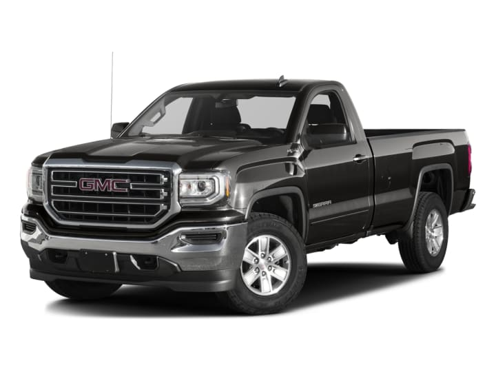 2016 GMC Sierra 1500 Reviews, Ratings, Prices - Consumer Reports