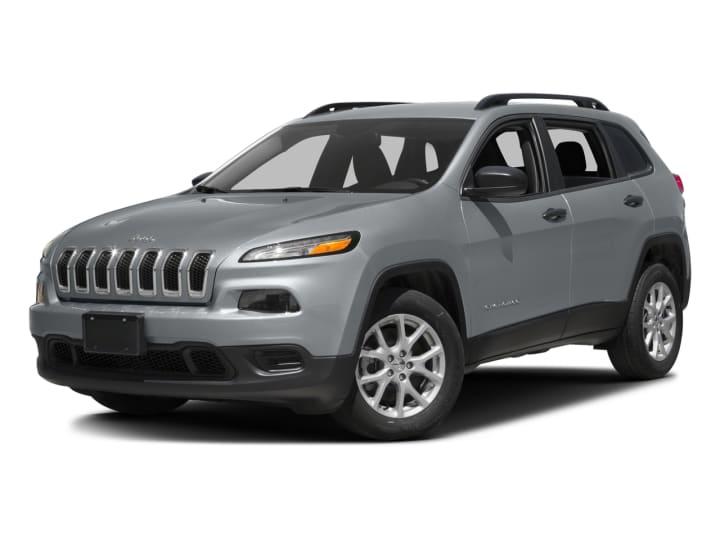 Jeep Cherokee Change Vehicle