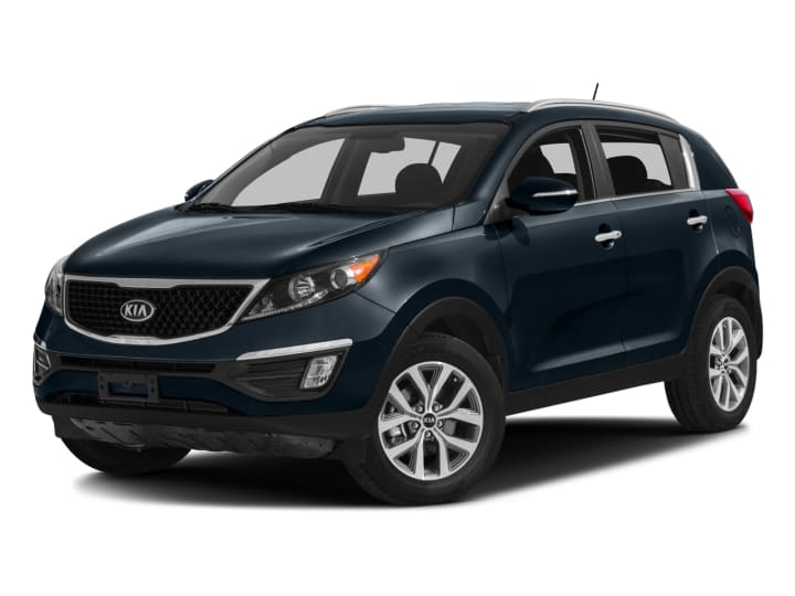 Kia Sportage Change Vehicle