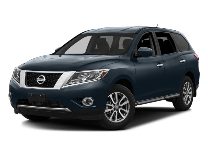Nissan Pathfinder Change Vehicle