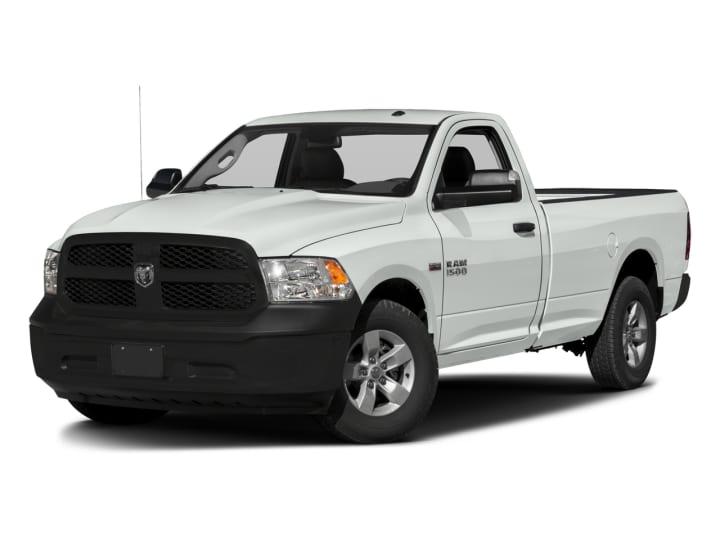 Ram 1500 Change Vehicle