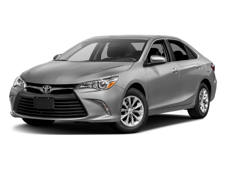 2016 Toyota Camry Owner Satisfaction - Consumer Reports