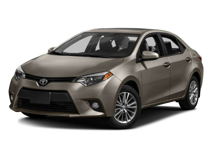 2016 Toyota Corolla Reviews, Ratings, Prices - Consumer Reports