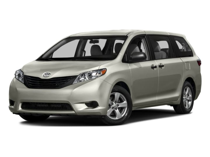2016 Toyota Sienna Reviews, Ratings, Prices - Consumer Reports