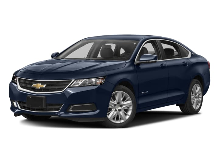 2017 Chevrolet Impala Reliability - Consumer Reports