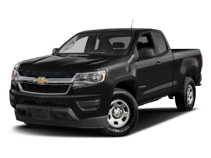 2017 Chevrolet Colorado Reviews, Ratings, Prices - Consumer