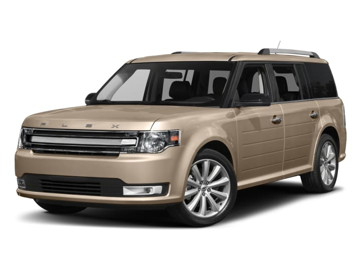 2017 Ford Flex Reviews, Ratings, Prices - Consumer Reports