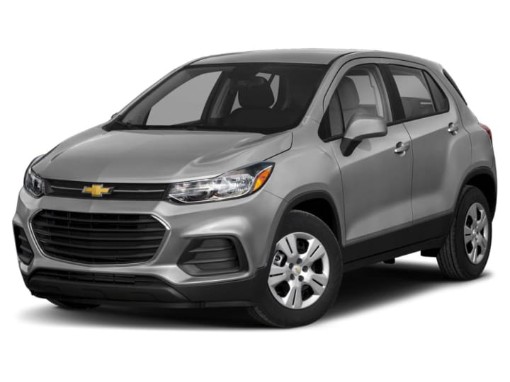 Chevrolet Trax Change Vehicle
