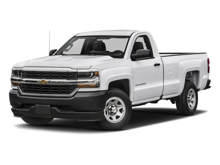 2018 Chevrolet Silverado 1500 Reviews, Ratings, Prices - Consumer