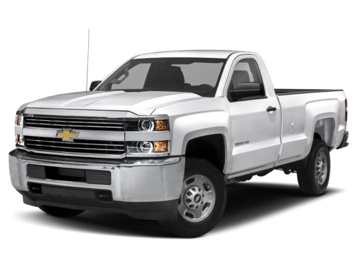 2018 Chevrolet Silverado 2500HD Reviews, Ratings, Prices - Consumer