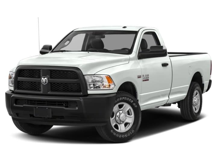 2018 Ram 2500 Reliability Consumer Reports