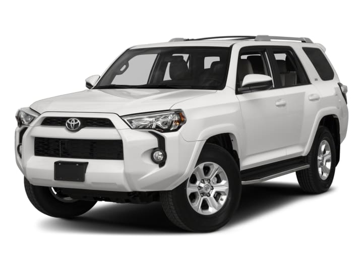 2018 Toyota 4Runner Reviews, Ratings, Prices - Consumer Reports