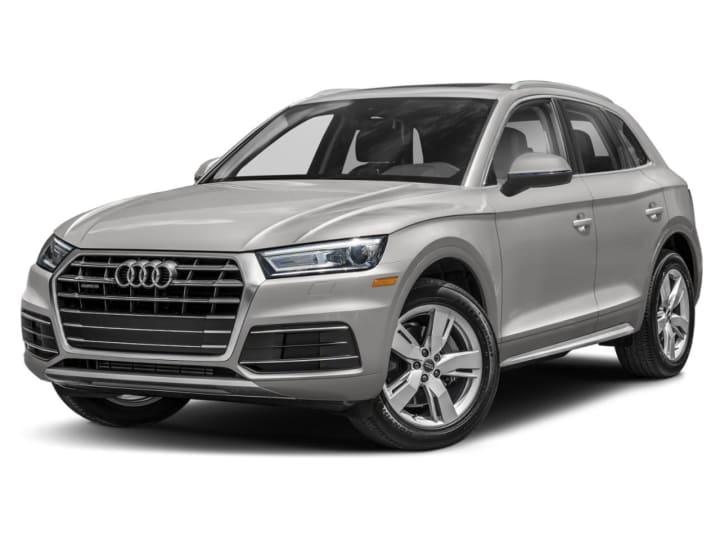 2019 Audi Q5 Road Test
