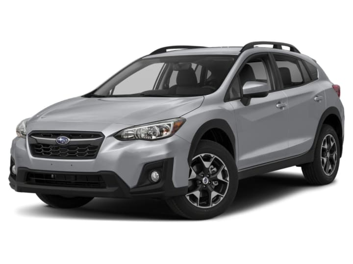 Subaru Crosstrek Change Vehicle
