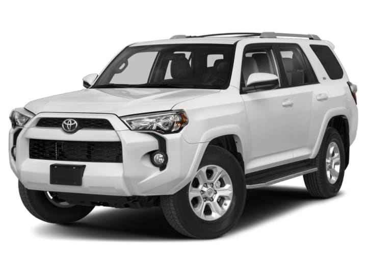 2019 Toyota 4Runner Reviews, Ratings, Prices - Consumer Reports