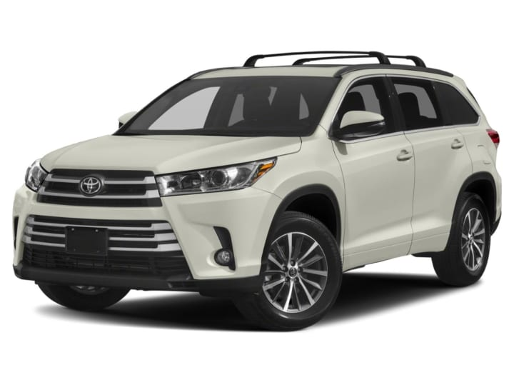2019 Toyota Highlander Reviews, Ratings, Prices - Consumer