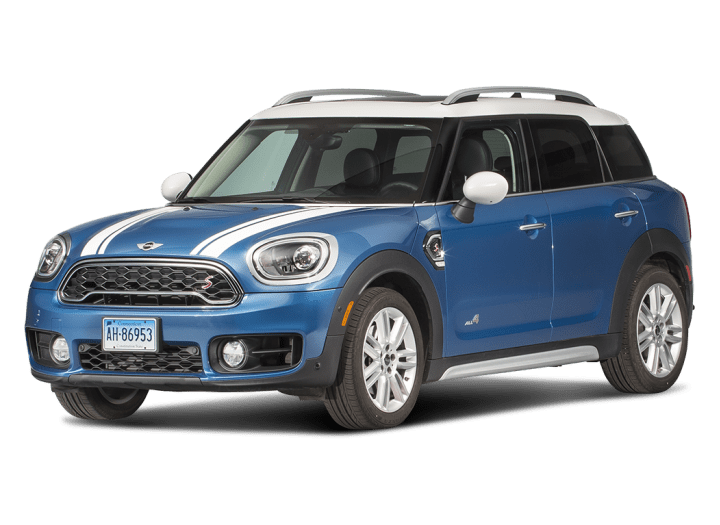 2019 Mini Cooper Countryman Road Test Consumer Reports