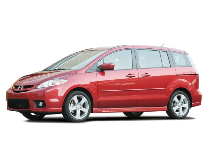 2008 Mazda 5 Reviews, Ratings, Prices - Consumer Reports