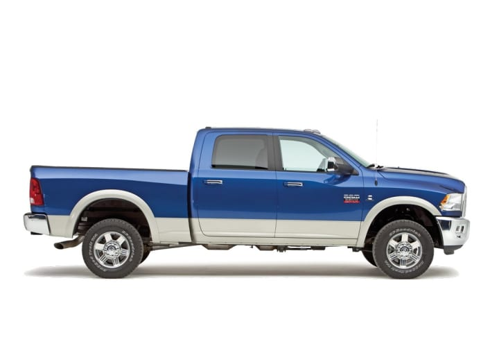 2012 Dodge Ram 2500 Reviews, Ratings, Prices - Consumer Reports