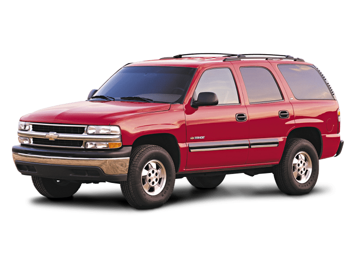2002 Chevrolet Tahoe Reviews, Ratings, Prices - Consumer Reports