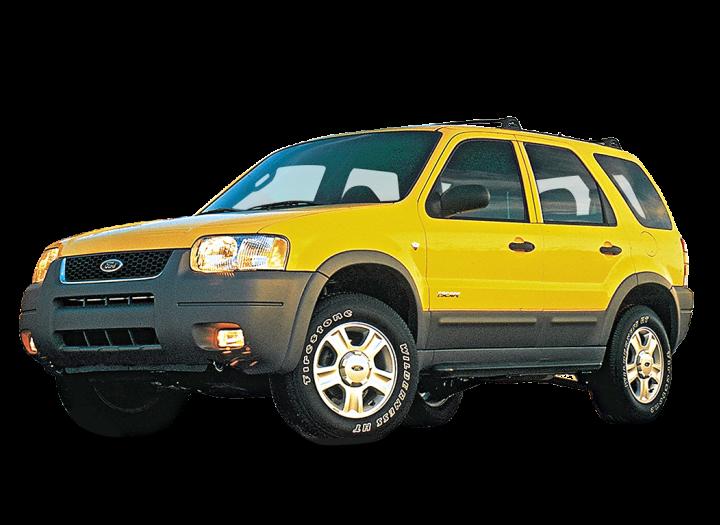 2001 Ford Escape Reliability - Consumer Reports