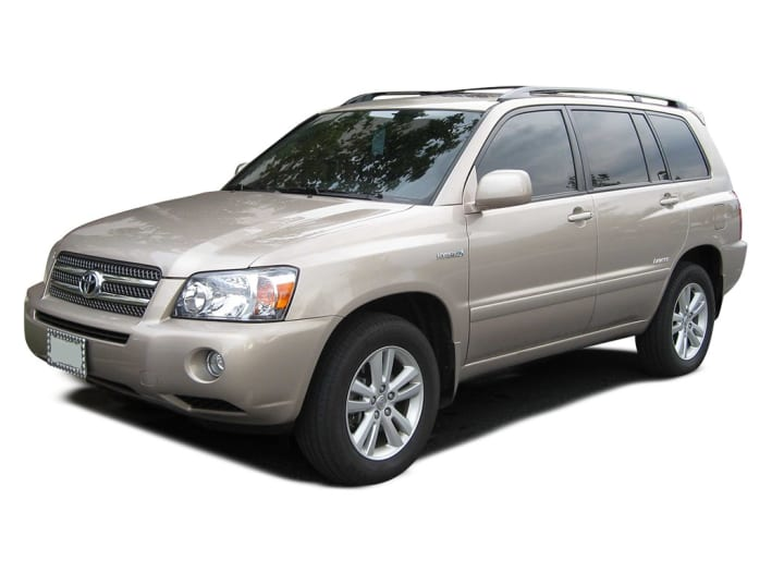 2006 Toyota Highlander Reviews Ratings Prices Consumer Reports
