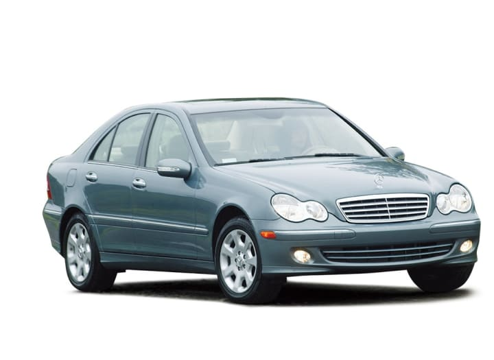 2006 Mercedes-Benz C-Class Reliability - Consumer Reports
