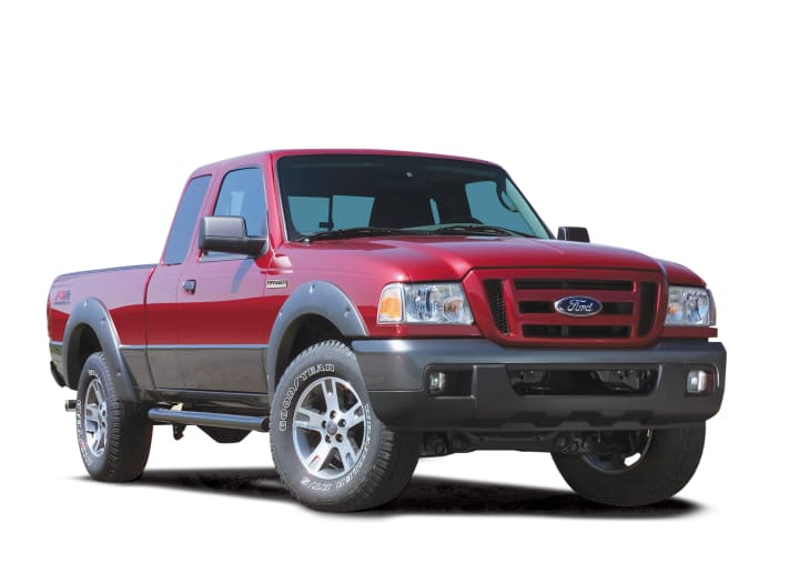 2006 Ford Ranger Reviews Ratings Prices Consumer Reports