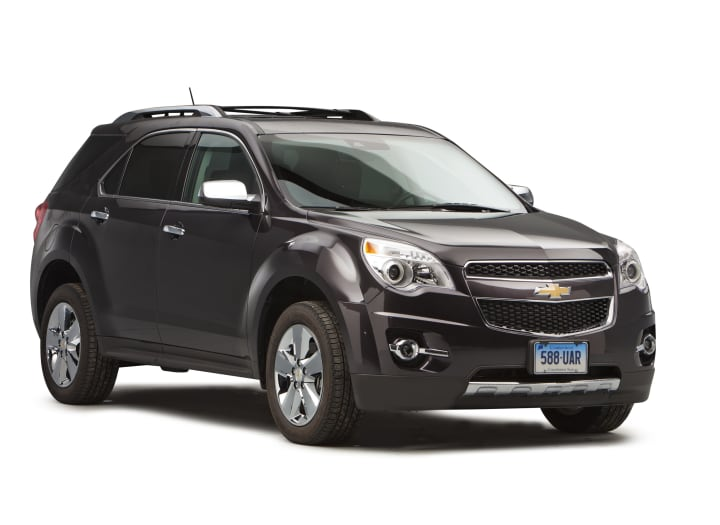 2013 Chevrolet Equinox Reviews, Ratings, Prices - Consumer