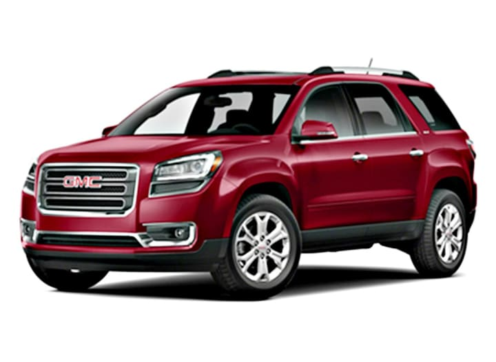 2013 GMC Acadia Reviews, Ratings, Prices - Consumer Reports