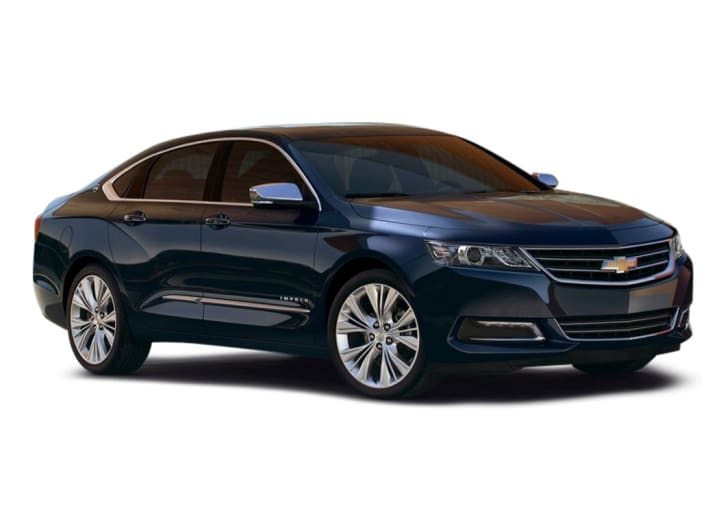 2014 Chevrolet Impala Reviews, Ratings, Prices - Consumer Reports