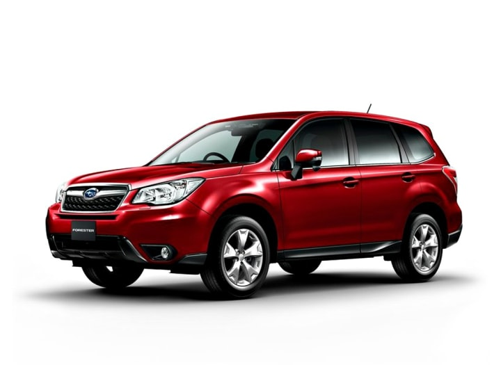 2014 Subaru Forester Reviews, Ratings, Prices - Consumer Reports