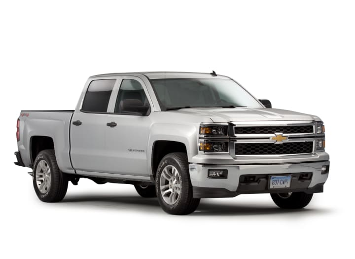 2014 Chevrolet Silverado 1500 Reviews, Ratings, Prices