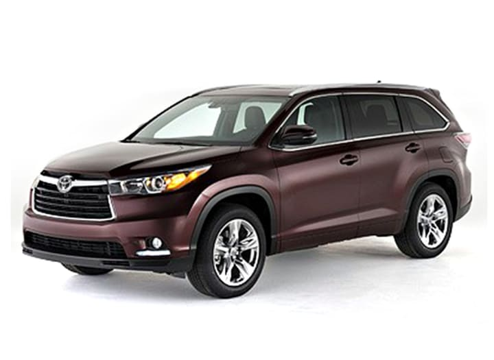 2014 Toyota Highlander Reviews, Ratings, Prices - Consumer