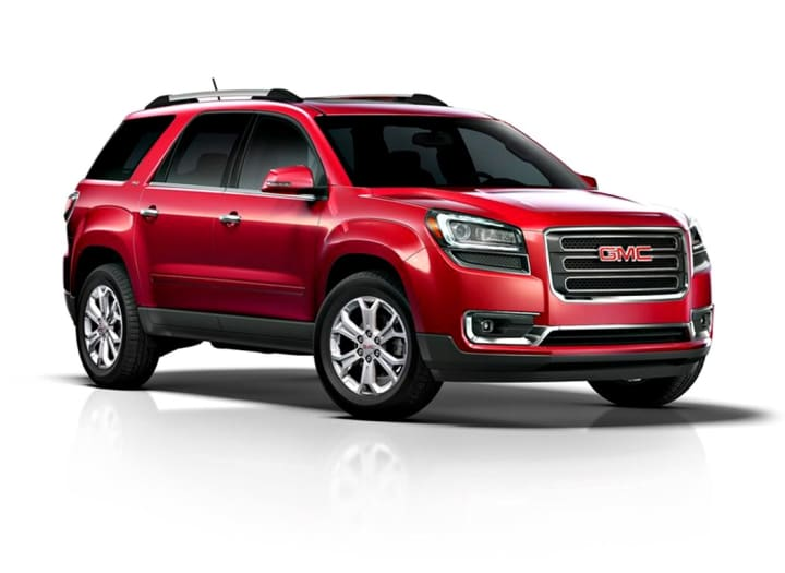2014 GMC Acadia Reviews, Ratings, Prices - Consumer Reports