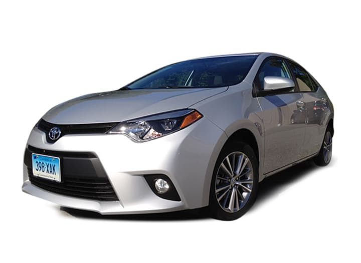 2014 Toyota Corolla Reviews, Ratings, Prices - Consumer Reports