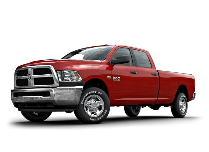 2014 Ram 2500 Reviews, Ratings, Prices - Consumer Reports