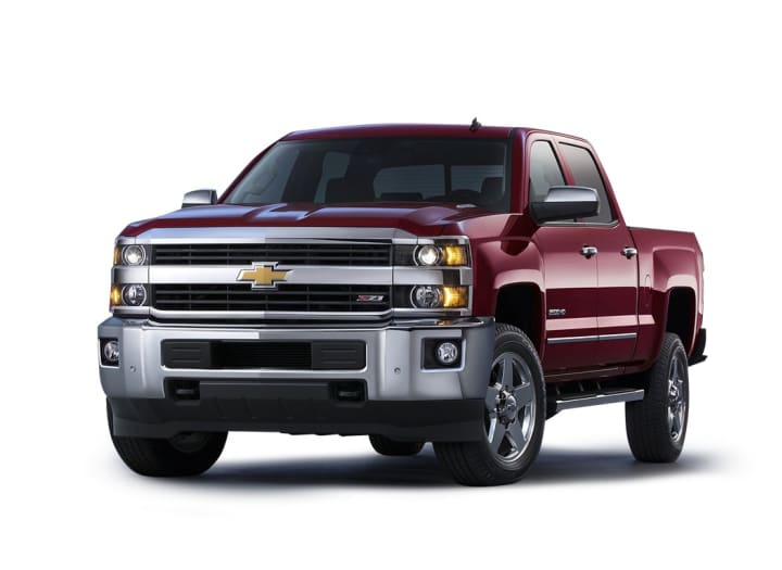 2015 Chevrolet Silverado 2500HD Reliability - Consumer Reports