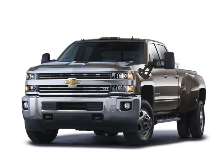 2015 Chevrolet Silverado 3500HD Reviews, Ratings, Prices