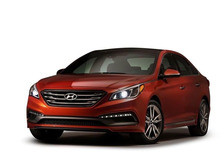 Hyundai Sonata Change Vehicle