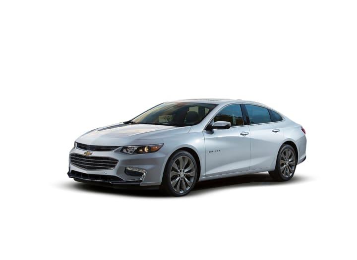 2016 Chevrolet Malibu Reviews, Ratings, Prices - Consumer