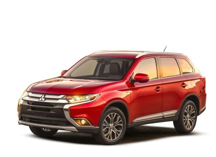 2016 Mitsubishi Outlander Reliability - Consumer Reports