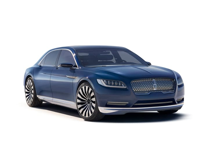 2017 Lincoln Continental Reviews Ratings Prices Consumer Reports