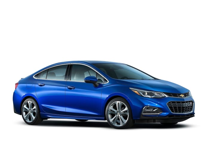 2016 Chevrolet Cruze Reviews, Ratings, Prices - Consumer Reports