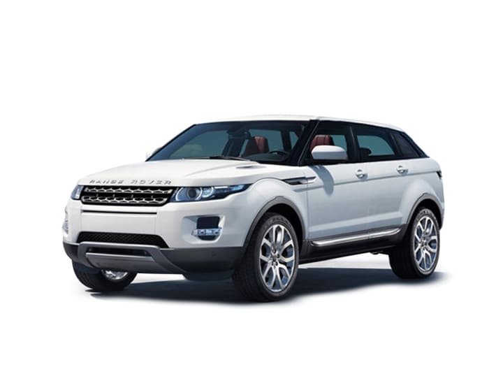 2016 Land Rover Range Rover Evoque Reviews, Ratings, Prices