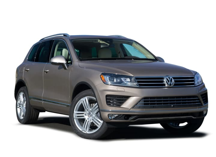 2016 Volkswagen Touareg Reviews, Ratings, Prices - Consumer