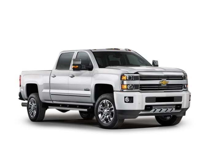 2016 Chevrolet Silverado 2500HD Reviews, Ratings, Prices