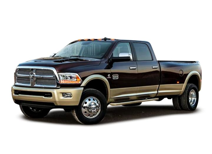 2016 Ram 3500 Reviews, Ratings, Prices - Consumer Reports