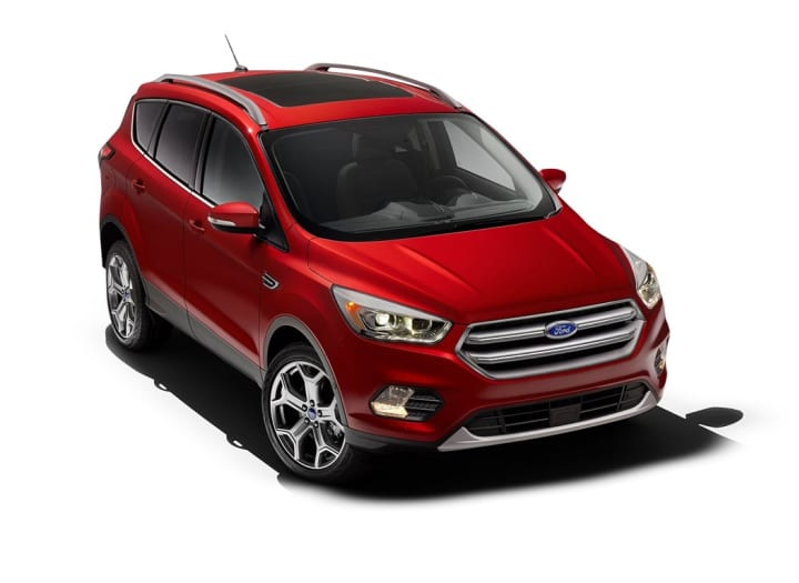 2017 Ford Escape Owner Satisfaction - Consumer Reports